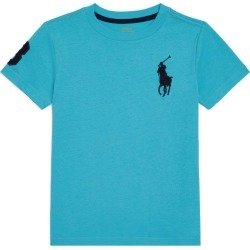 Ralph Lauren Kids Numbered Polo Pony T-Shirt (5-7 Years) found on Bargain Bro UK from harrods.com