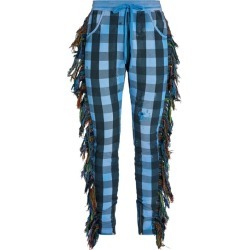 Alchemist Check Fringed Sweatpants found on MODAPINS from harrods.com for USD $774.60