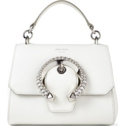 Jimmy Choo Small Leather Madeline Top Handle Bag found on Bargain Bro UK from harrods.com