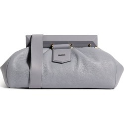 Max Mara Oversized Leather Clutch Bag found on Bargain Bro UK from harrods.com