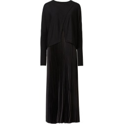 AllSaints Lori 2-in-1 Pleated Slip Dress found on Bargain Bro UK from harrods.com