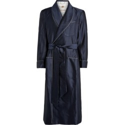 Daniel Hanson Sparkle Silk Robe found on MODAPINS from harrods.com for USD $2544.42
