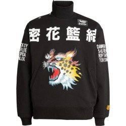 Kenzo Buttoned Tiger Sweatshirt found on GamingScroll.com from Harrods Asia-Pacific for $487.70