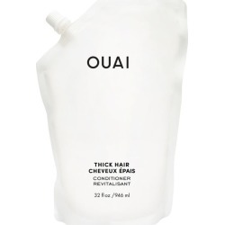 Ouai Thick Hair Conditioner Refill (946ml) found on Makeup Collection from harrods.com for GBP 49.6