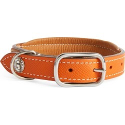 Lord Lou Leather Ascot Dog Collar found on Bargain Bro UK from harrods.com
