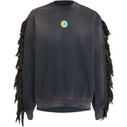 Alchemist Fringed Sweatshirt found on MODAPINS from Harrods Asia-Pacific for USD $429.51
