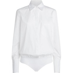 Alix Nyc Howard Shirt Bodysuit found on MODAPINS from Harrods Asia-Pacific for USD $349.96