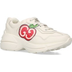 Gucci Kids GG Apple Rhyton Sneakers found on Bargain Bro UK from harrods.com