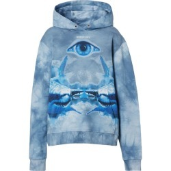 Burberry Oversized Shark Print Hoodie found on Bargain Bro from Harrods Asia-Pacific for USD $733.14