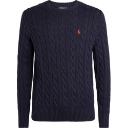 Polo Ralph Lauren Cable-Knit Sweater found on Bargain Bro UK from harrods.com