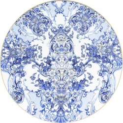 Roberto Cavalli Home Azulejos Dessert Plate (21cm) found on Bargain Bro UK from harrods.com