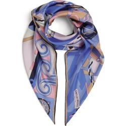 Emilio Pucci Silk Printed Scarf found on MODAPINS from harrods.com for USD $358.91
