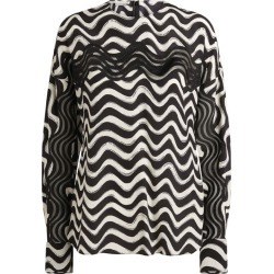 Stella McCartney Amaya Geometric Top found on Bargain Bro UK from harrods.com
