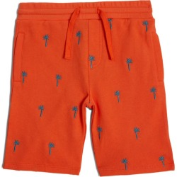Stella McCartney Kids Embroidered Palm Tree Shorts (3-14 Years) found on Bargain Bro UK from harrods.com