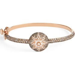 Bee Goddess Rose Gold And Diamond Venus Star Bracelet found on GamingScroll.com from Harrods Asia-Pacific for $12576.20