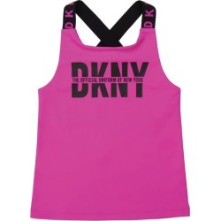 DKNY Logo Sport Tank Top (6-16 Years) found on Bargain Bro UK from harrods.com