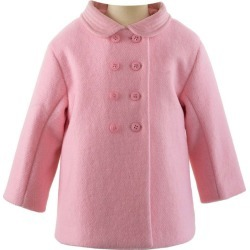 Rachel Riley Heritage Double-Breasted Coat (6-24 Months) found on Bargain Bro UK from harrods.com