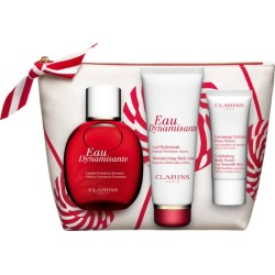 Clarins Eau Dynamisante Collection Fragrance Gift Set (100ml) found on Bargain Bro UK from harrods.com