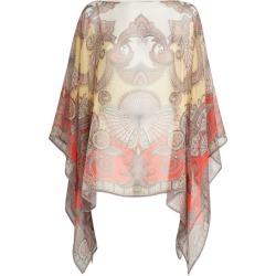 Etro Silk Chiffon Poncho Top found on Bargain Bro UK from harrods.com