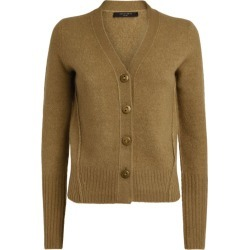 AllSaints Ruffa Wool-Blend Cardigan found on MODAPINS from harrods.com for USD $111.47