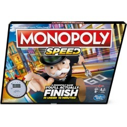 Hasbro Games Monopoly Speed found on Bargain Bro UK from harrods.com