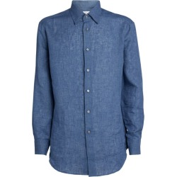 Brioni Linen Shirt found on Bargain Bro from harrods (us) for USD $383.80