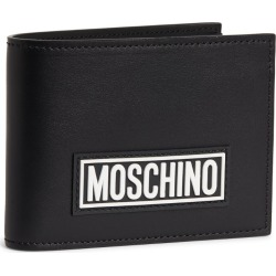 Moschino Rubber Logo Bifold Wallet found on Bargain Bro UK from harrods.com