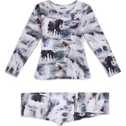 Molo Tabi Mythical Creature Pyjamas found on Bargain Bro from harrods.com for £48