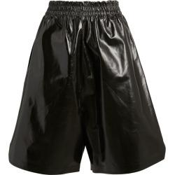 Bottega Veneta Lambskin Elasticated Shorts found on Bargain Bro UK from harrods.com