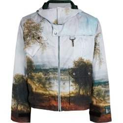 Reese Cooper Technical Landscape Print Jacket found on Bargain Bro from harrods (us) for USD $1,130.12