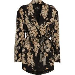 Etro Tie-Waist Jacket found on MODAPINS from harrods.com for USD $2258.83