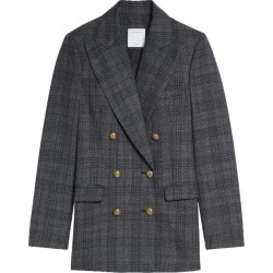 Sandro Paris Check Jacket found on Bargain Bro UK from harrods.com