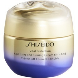 Shiseido Vital Perfection Uplifting and Firming Cream Enriched (50ml) found on Bargain Bro UK from harrods.com