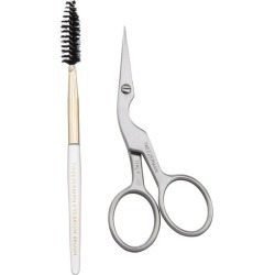 Tweezerman Brow Shaping Scissors and Brush found on Makeup Collection from harrods.com for GBP 25.68