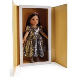 Dolce & Gabbana Kids Doll with Sequined Dress found on Bargain Bro UK from harrods.com