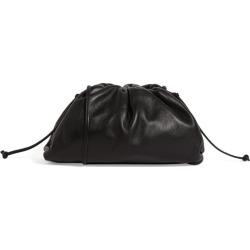 Bottega Veneta The Small Leather Pouch Clutch Bag found on Bargain Bro UK from harrods.com