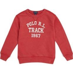 Ralph Lauren Kids Cotton Logo Sweatshirt (5-7 Years) found on Bargain Bro UK from harrods.com