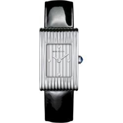 Boucheron Stainless Steel and Diamond Reflet Watch 29.5mm found on MODAPINS from harrods.com for USD $3850.78
