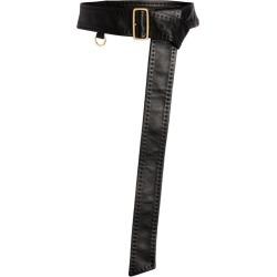 Max Mara Leather Belt found on Bargain Bro UK from harrods.com