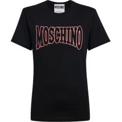Moschino Varsity Logo T-Shirt found on Bargain Bro UK from harrods.com