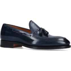 Bontoni Conte Max Tassel Loafers found on MODAPINS from harrods.com for USD $1095.91