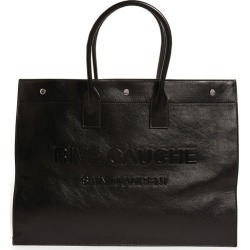Saint Laurent Leather Rive Gauche Tote Bag found on GamingScroll.com from Harrods Asia-Pacific for $2128.79