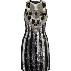 Balmain Sequin-Embroidered Mini Dress found on MODAPINS from Harrods Asia-Pacific for USD $2945.51