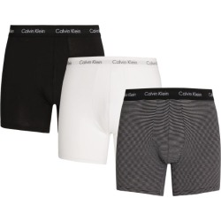 Calvin Klein Cotton Stretch Logo Trunks (Pack of 3) found on Bargain Bro UK from harrods.com