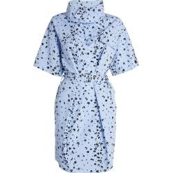 Kenzo Leopard Print Shirt Dress found on Bargain Bro UK from harrods.com