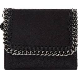 Stella McCartney Falabella Shaggy Deer Wallet found on Bargain Bro UK from harrods.com