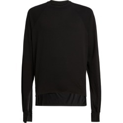 Rick Owens Split-Sleeve T-Shirt found on Bargain Bro UK from harrods.com