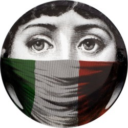 Fornasetti Tema E Variazioni Wall Plate (No. 398) found on MODAPINS from harrods (us) for USD $232.00