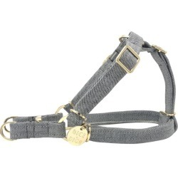 Nice Digs Denim Dog Harness (Large) found on Bargain Bro UK from harrods.com