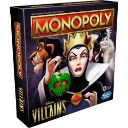 Hasbro Games Monopoly Disney Villains found on Bargain Bro UK from harrods.com